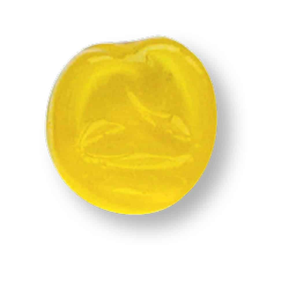 Werbe Fruchtgummi in Brezelform im Werbetütchen mit Logodruck