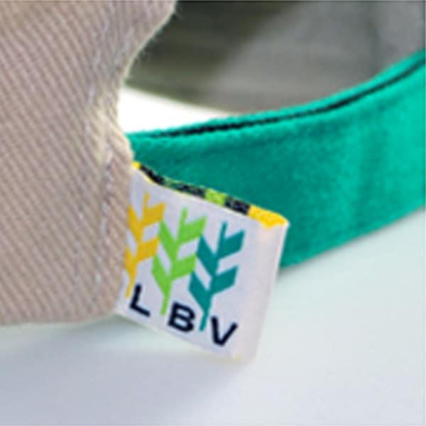 Baseballcaps - Veredelungstechnik Flaglabel2 - Werbeartikel