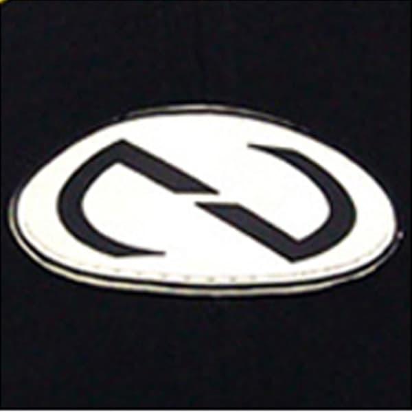 Baseballcaps - Veredelungstechnik aufgenähtes Weichgummiabzeichen - Werbeartikel, Weichgummi Abzeichen