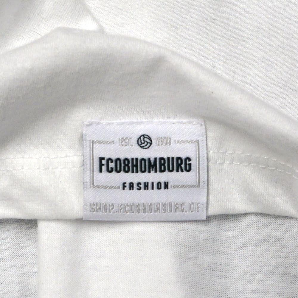 Textilveredelung Flaglabel - angestickte Flag-Label - Textillabels - werbeartikel