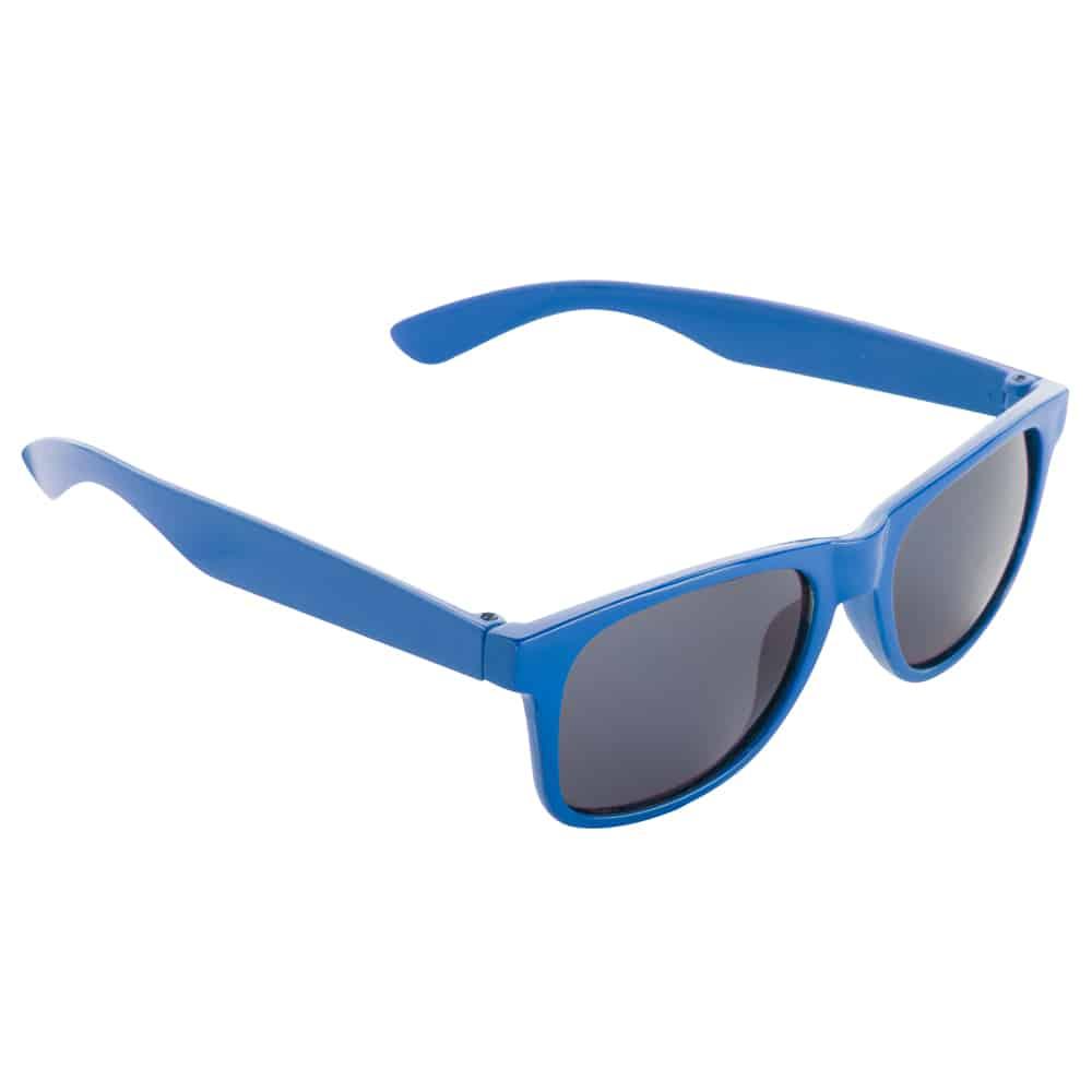 Werbe-Sonnenbrille, Kinder Sonnenbrille, SunKids, Werbeartikel, Farbe blau