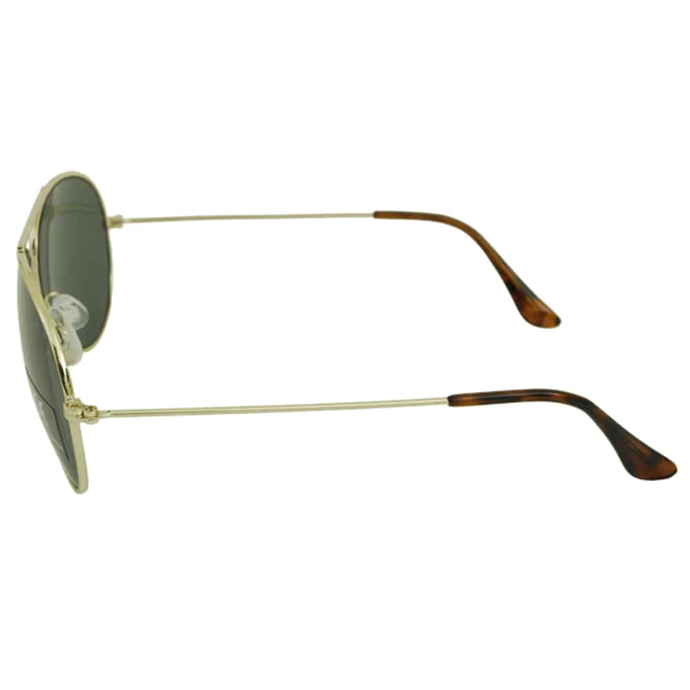 Werbe-Sonnenbrille, SunPilot, Pilotensonnenbrille, Pilotenbrille, Metall, Werbeartikel