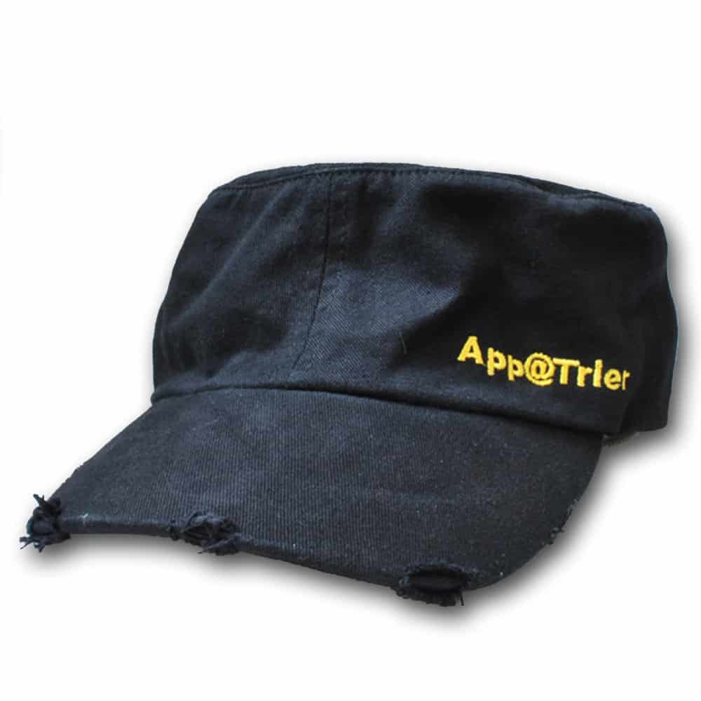 Armycap used look